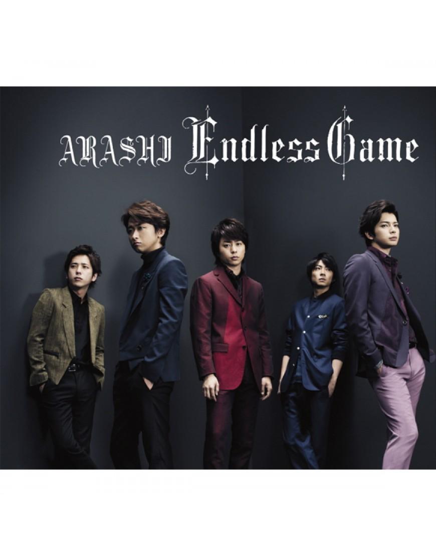 Arashi - Single Album Vol.41 [Endless Game]   popup