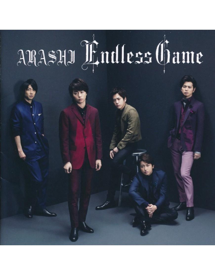 Arashi - Single Album Vol.41 [Endless Game] [CD+DVD] popup