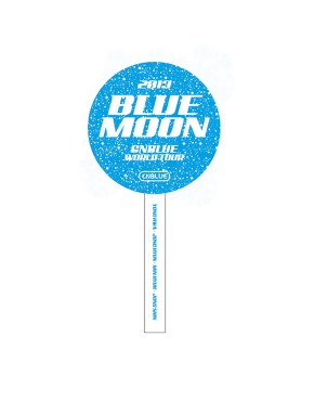 CNBLUE- BLUE MOON - Fan Light