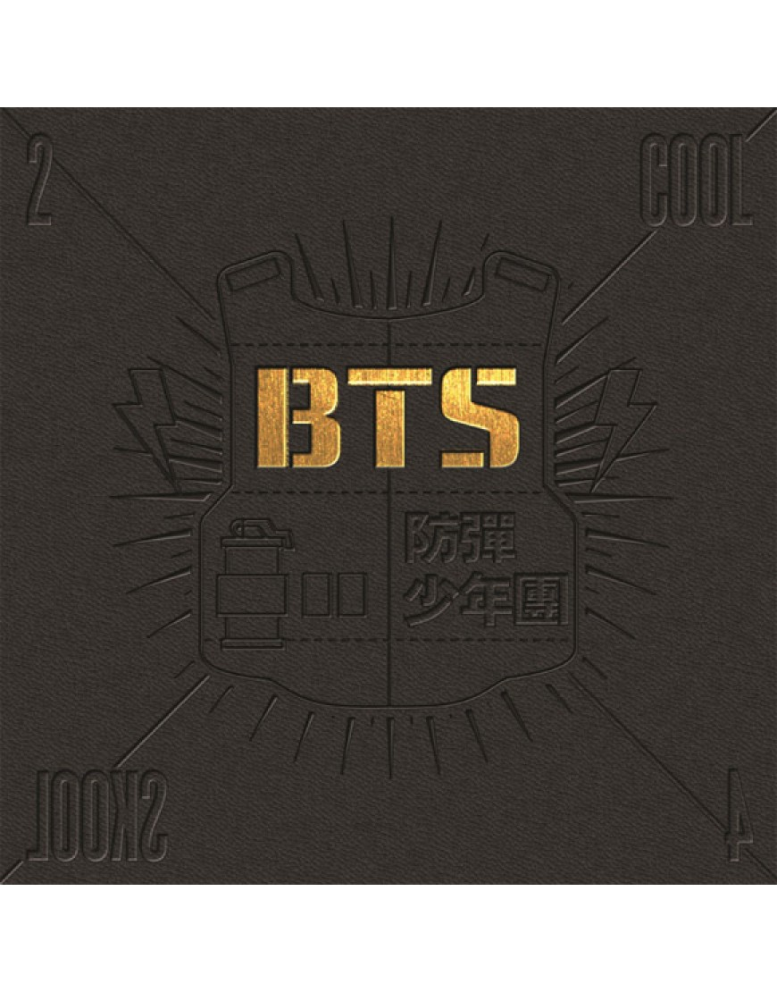 BTS - Single Album Vol. 1 [2 Cool 4 Skool] popup