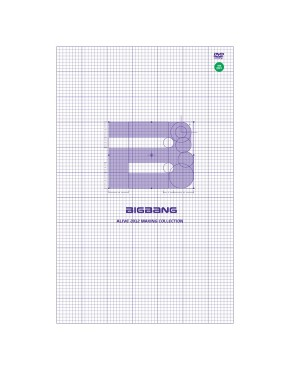 Big Bang - Big Bang`s Alive 2012 Making Collection 3DVD