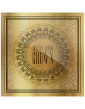 2PM - Vol.3 [Grown] (Grand Edition) 2CD