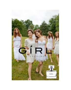 GIRLS' GENERATION SNSD - GIRL X 10 CORSO COMO PERFUME 50ML