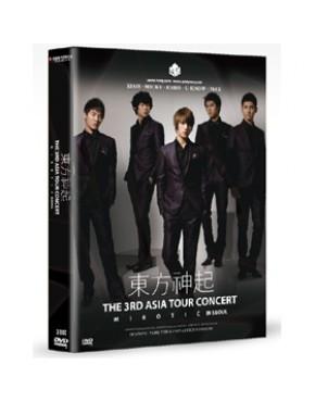 Dong Bang Shin Ki - 3RD ASIA TOUR CONCERT [MIROTIC]