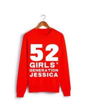 Moletom Girls' Generation Nomes - Jessica