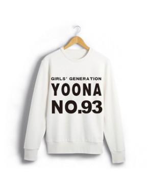 Moletom Girls' Generation Nomes - Yoona