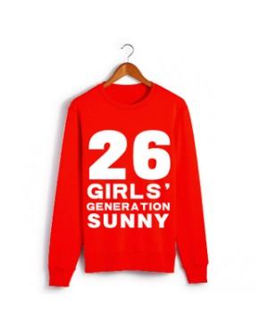 Moletom Girls' Generation Nomes - Sunny