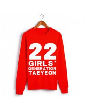 MOLETOM GIRLS' GENERATION NOMES - Taeyeon