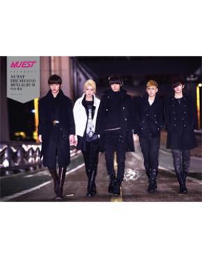 NU`EST - Mini Album Vol.2 (Normal Edition) CD