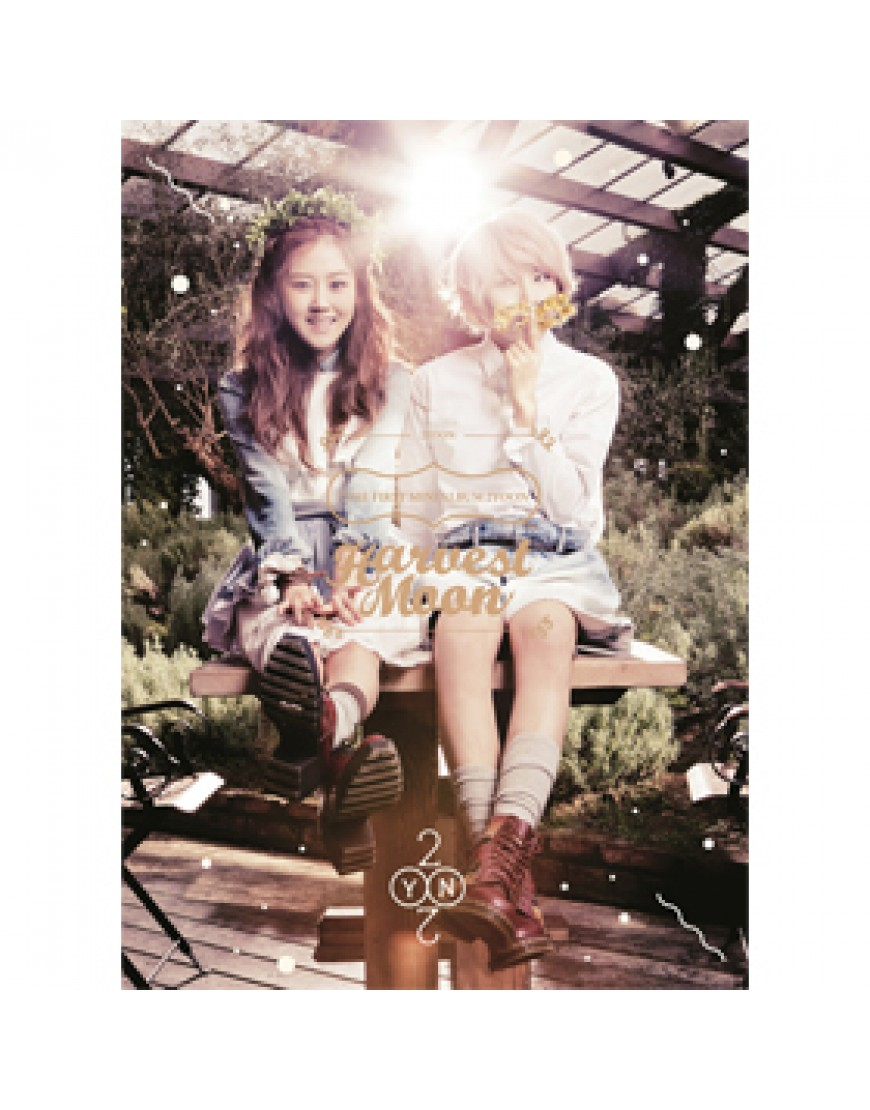 2YOON : Mini Album [Harvest Moon] CD popup
