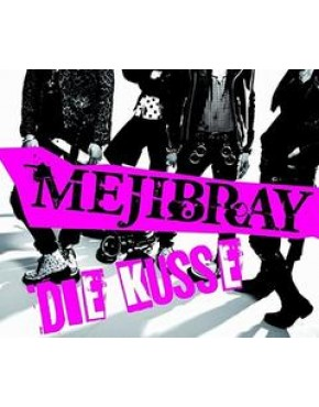 Mejibray- DIE KUSSE [Regular Edition] CD