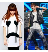 Camiseta Shinee F(X) Big Bang Boy London