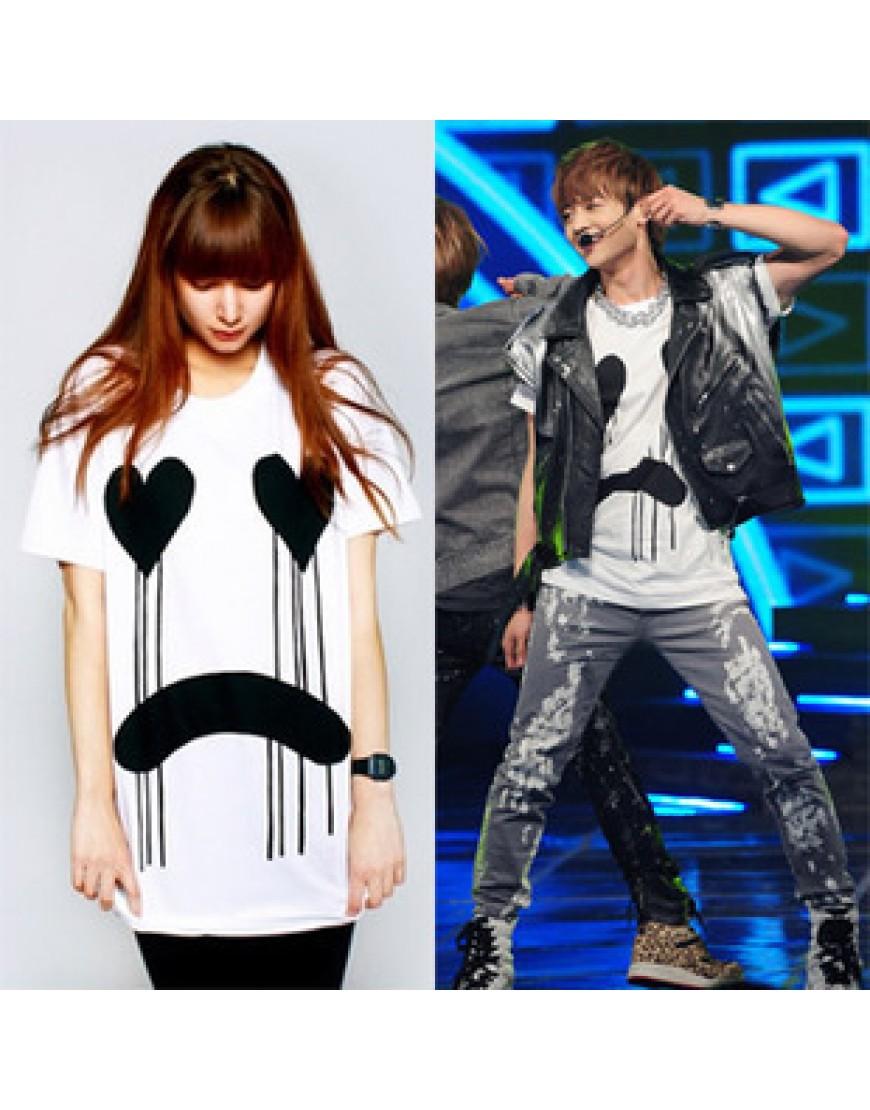 Camiseta Shinee F(X) Big Bang Boy London popup