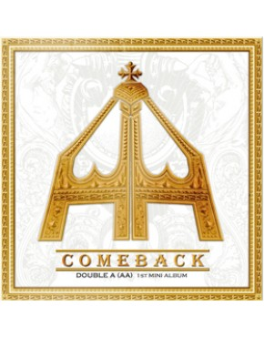 AA - Mini Album Vol.1 [Come Back ] CD
