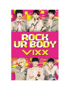 VIXX - Single Album Vol.2 [Rock Ur Body] CD