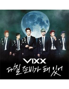 VIXX - Single Album Vol.3 CD