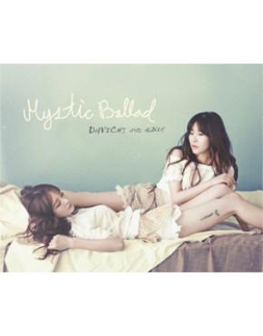 Davichi - Vol.2 [Mystic Ballad CD