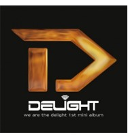 Delight - Mini Album Vol.1 [Mega-Yak] CD