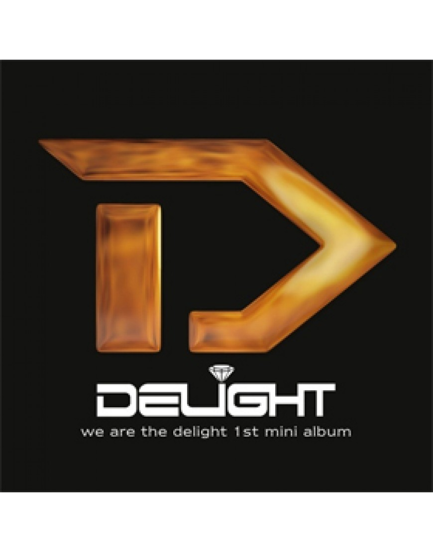 Delight - Mini Album Vol.1 [Mega-Yak] CD popup