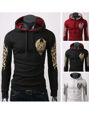 Moletom Masculino Naruto/ Assasin's Creed
