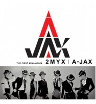 A-JAX - Mini Album Vol.1 [2 MY X]