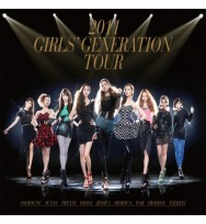 Girls Generation - 2011 Girls Generation Tour 2CD