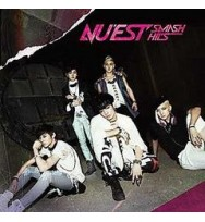 NU'EST- SMASH HITS  [Type-A: Taiwan version] (limited)