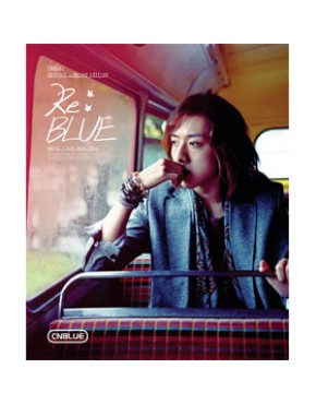 CNBLUE - Mini Album Vol.4 Limited Edition [Re:BLUE] (Jung Sin Ver.)
