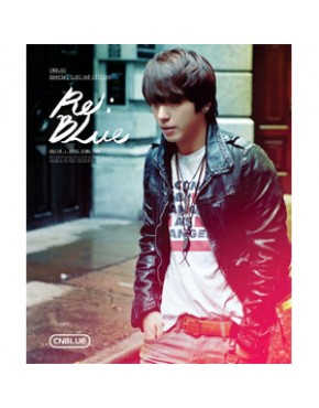 CNBLUE - Mini Album Vol.4 Limited Edition [Re:BLUE] (Yong Hwa Ver.)