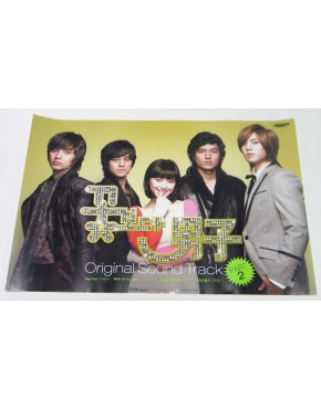 Boys Over Flowers Part.2  OST OFFICIAL POSTER
