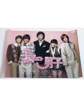 Boys Over Flowers OST OFFICIAL POSTER