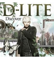 D-Lite (Daesung)- D'scover CD