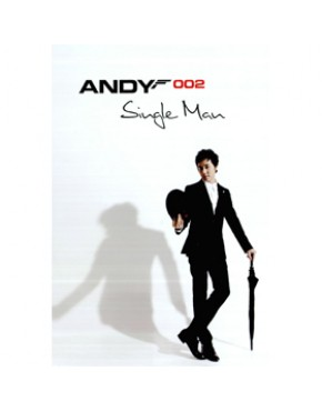 Shin Hwa : Andy - Vol.2 [Single Man] (Reissue)