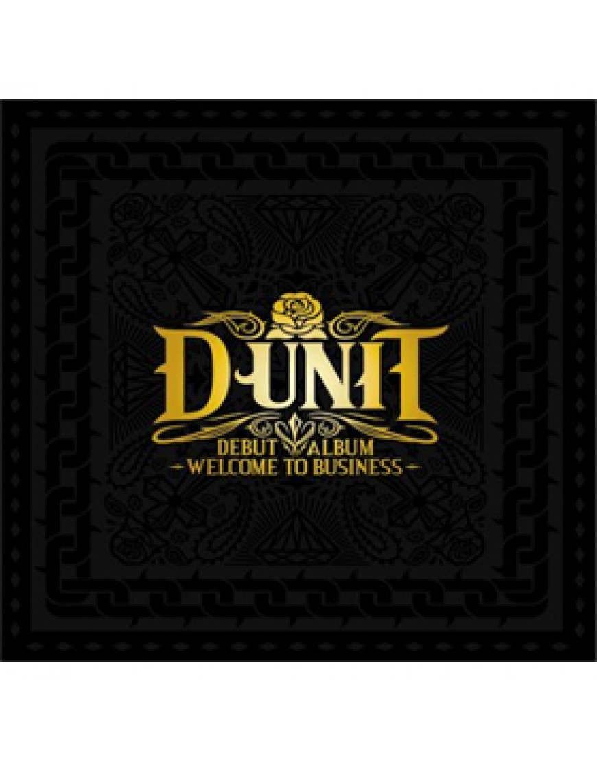 D-Unit - Vol.1 [Welcome To Business] CD popup