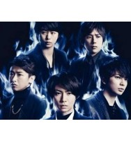 Arashi - Single Album Vol.40 [Calling/Breathless] [CD+DVD Ed Limitada A]
