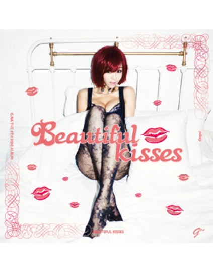 G.Na - Mini Album Vol.4 [Beautiful Kisses]  CD