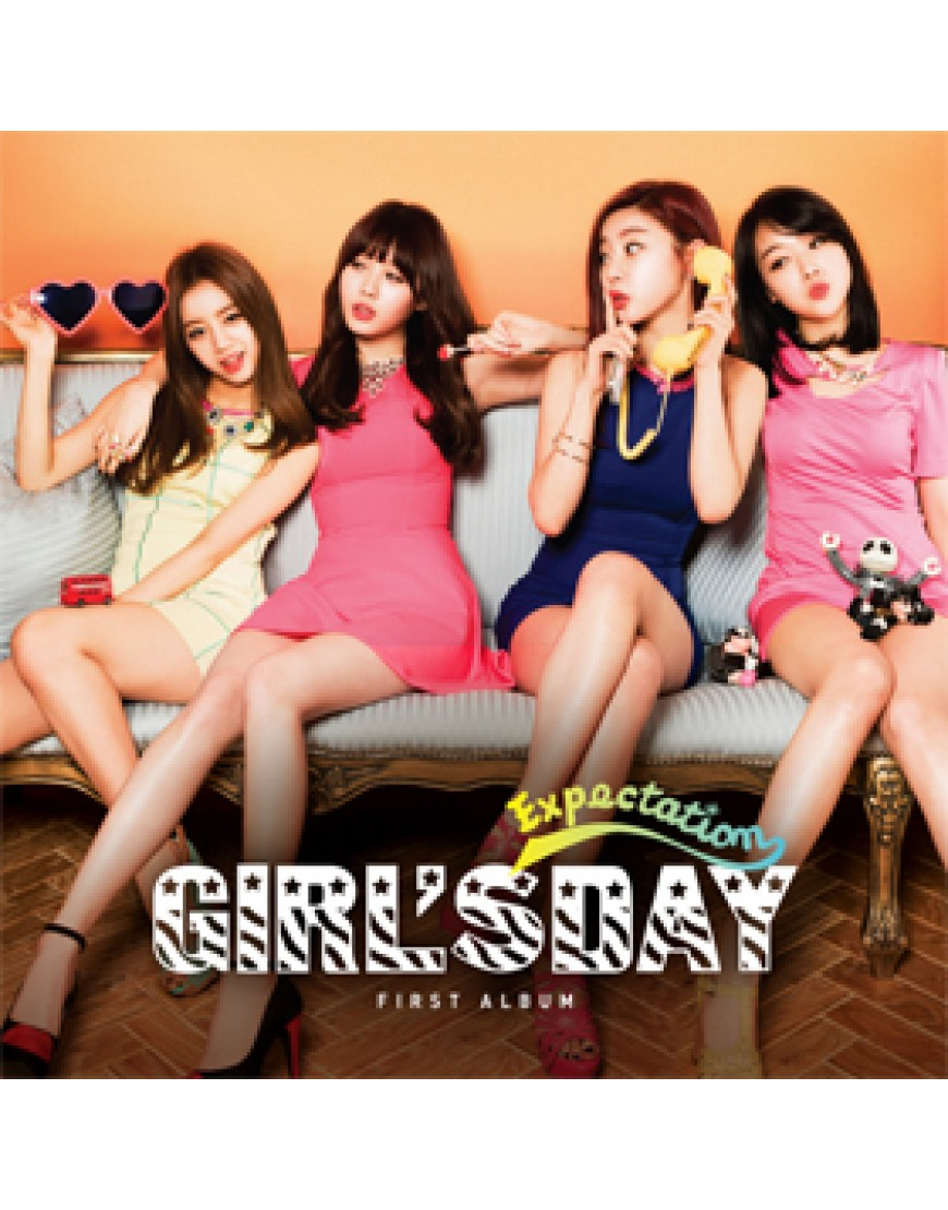 Girl's Day - Vol.1 [Expectation] popup