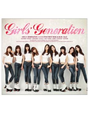 GIRLS' GENERATION - Mini Album vol.1 : Gee (44p Mini PhotoBook) CD