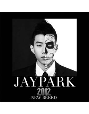 Jay Park - Vol.1 [New Breed] CD