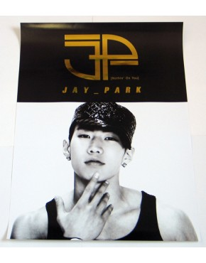 JAY PARK - Nothin' On You OFFICIAL Poster