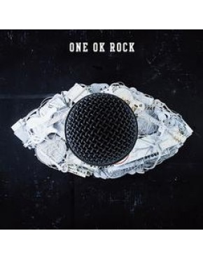 One Ok Rock JINSEI X BOKU = (Jinsei Kakete Boku wa) [Regular Edition] CD