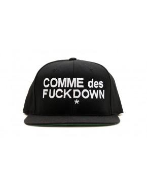 Boné Hip Hop Big Bang Comme Des Fuck Down