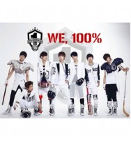 100% - Single Album Vol.1 [WE, 100%] CD