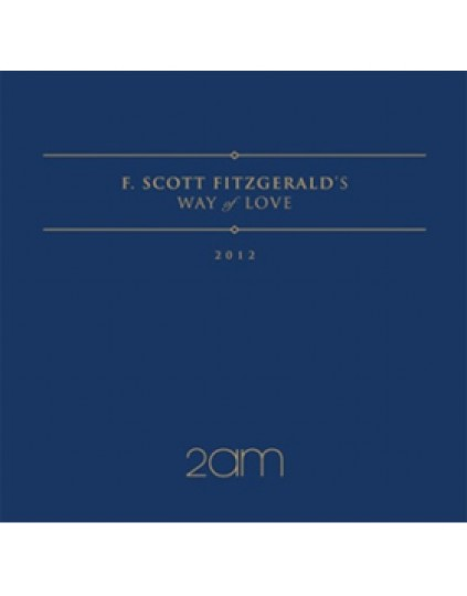 2AM - F.Scott Fitzgerald`s way of love  CD