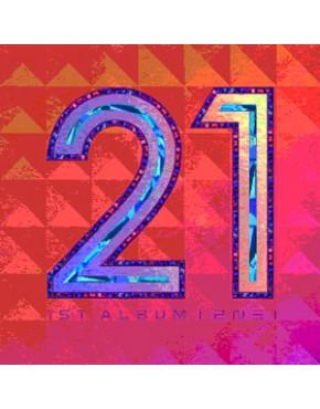 2NE1 - Vol.1 [To Anyone] CD