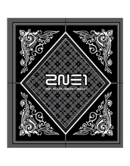 2NE1 - 1st Live Concert [NOLZA!]  CD