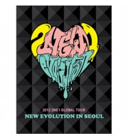 2012 2NE1 Global Tour Live DVD [NEW EVOLUTION in SEOUL]