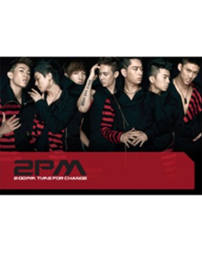 2PM - Single Album Vol.2 [2:00PM Time For Change] CD