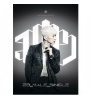 2PM : Jang Woo Young - Mini Album [23, Male, Single] (Silver Edition)