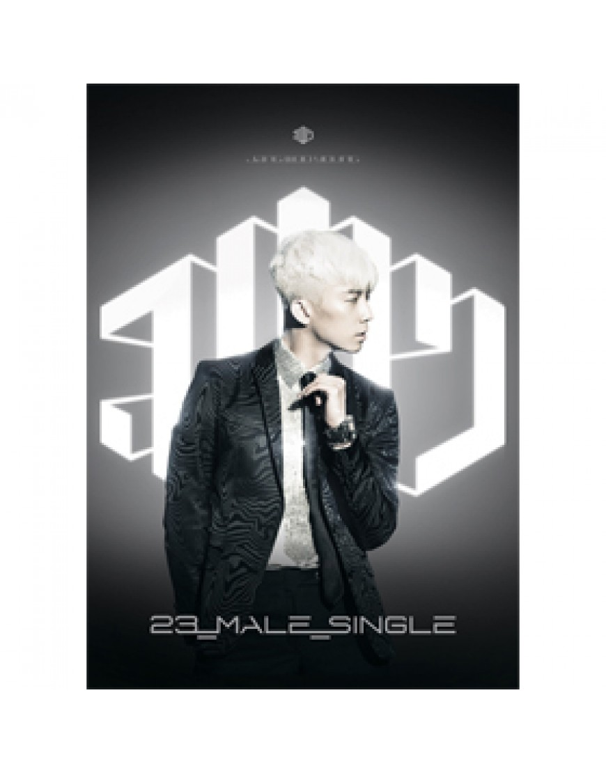 2PM : Jang Woo Young - Mini Album [23, Male, Single] (Silver Edition)  popup